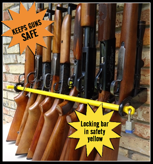 gun racks - police gun racks