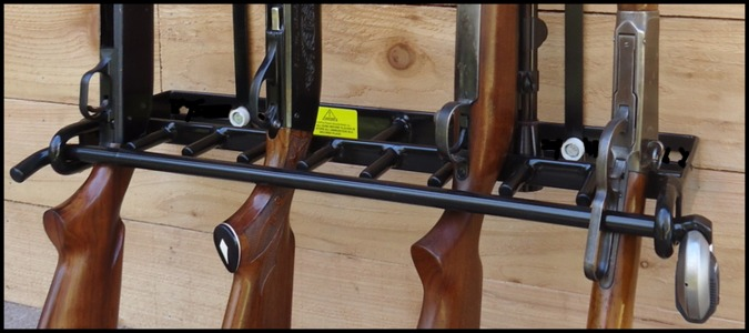 Merveilleux Locking Wall Mount Gun Racks